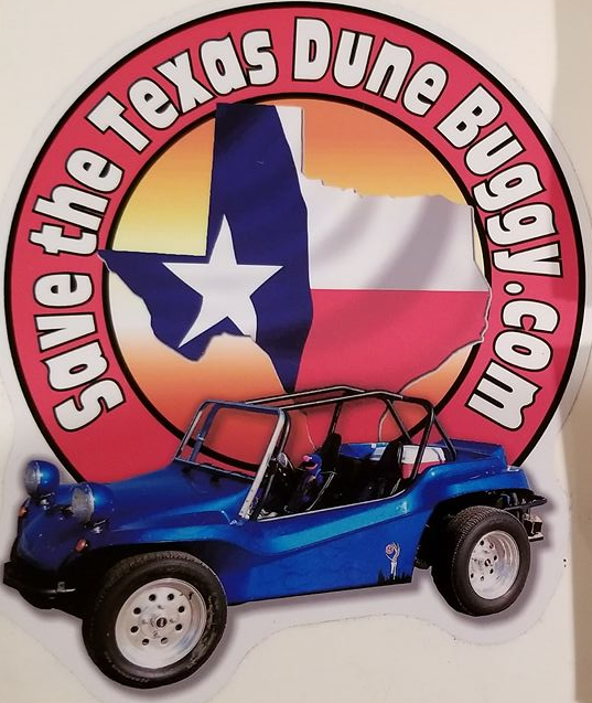 Save the Texas Dune Buggy
